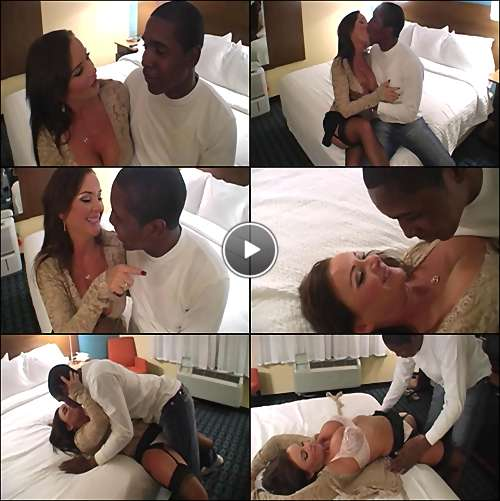 xxx interracial porn video
